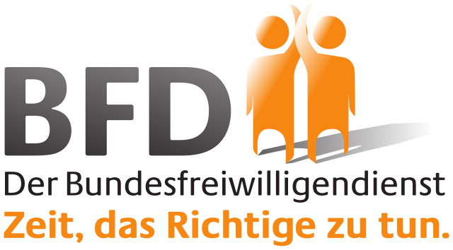Logo des Bundesfreiwilligendiensts